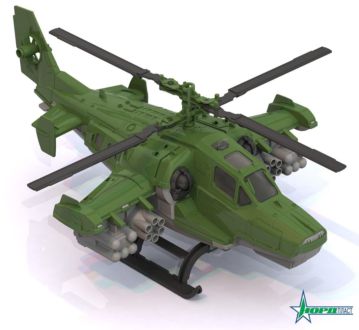 Вертолет Военный 247