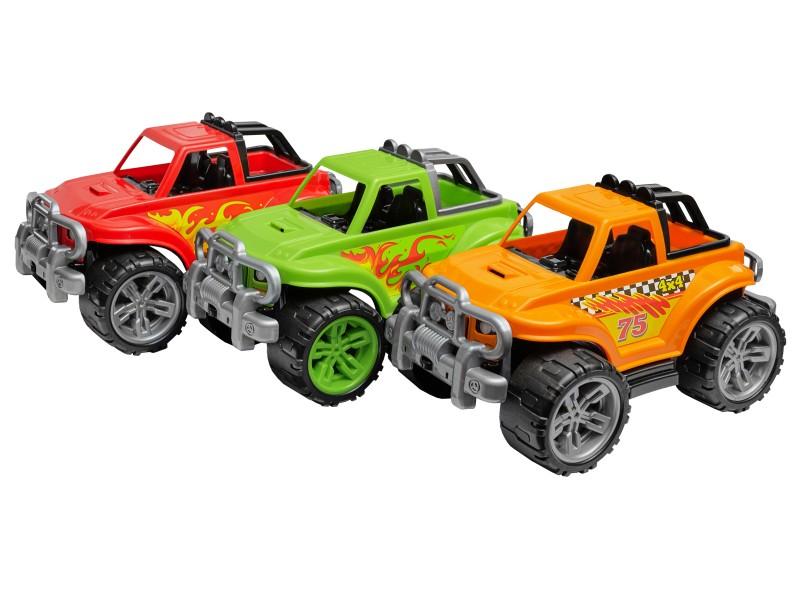 Машина внедорожник Спорт 3466 ТехноК
