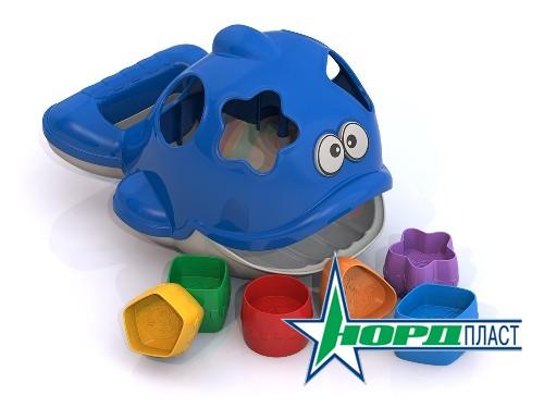 """Дидактическая игрушка """"Дельфин"""" 791"""