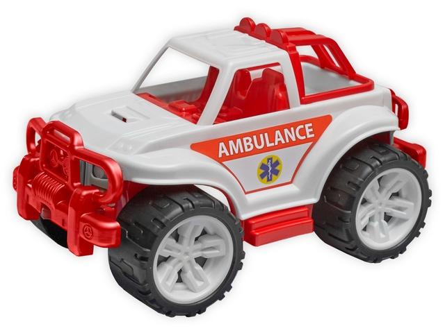 Машина внедорожник Скорая Помощь 3534 ТехноК