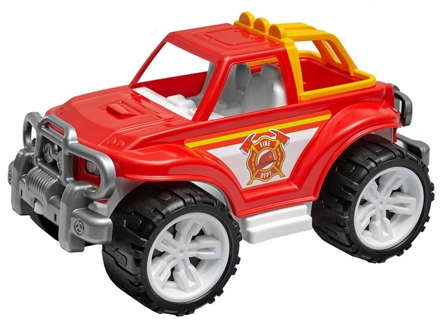 Машина внедорожник Пожарная 3541 ТехноК