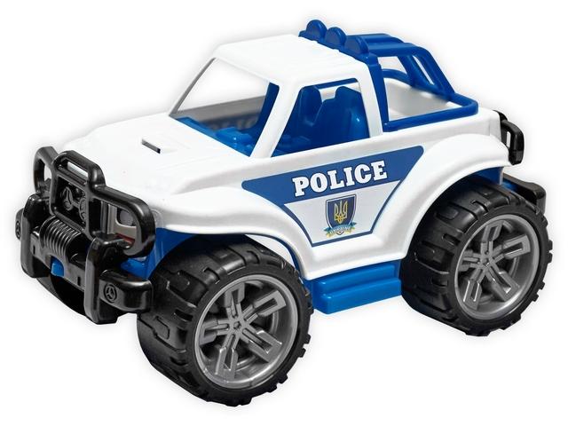Машина внедорожник Полиция 3558 ТехноК