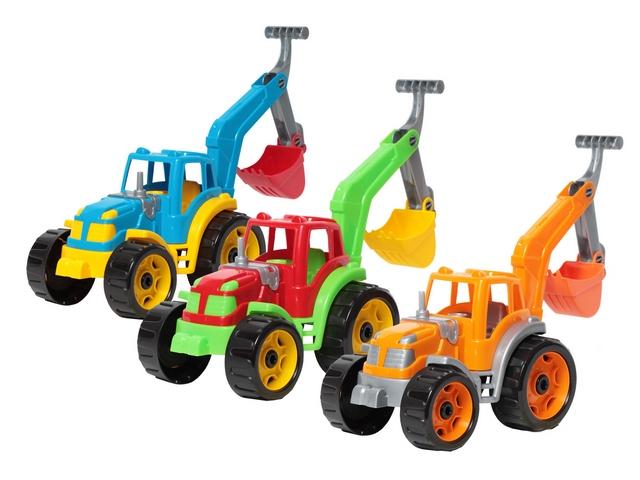 Трактор с ковшом 3435 ТехноК