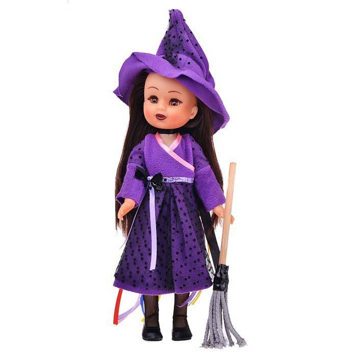 """""""Кукла ведьма """"""""Миланте"""""""" 1/10  10148"""""""