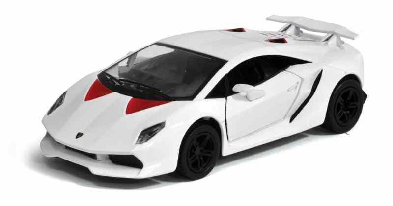 Модель металл 1:38 Lamborghini Sesto Elemento 5359D