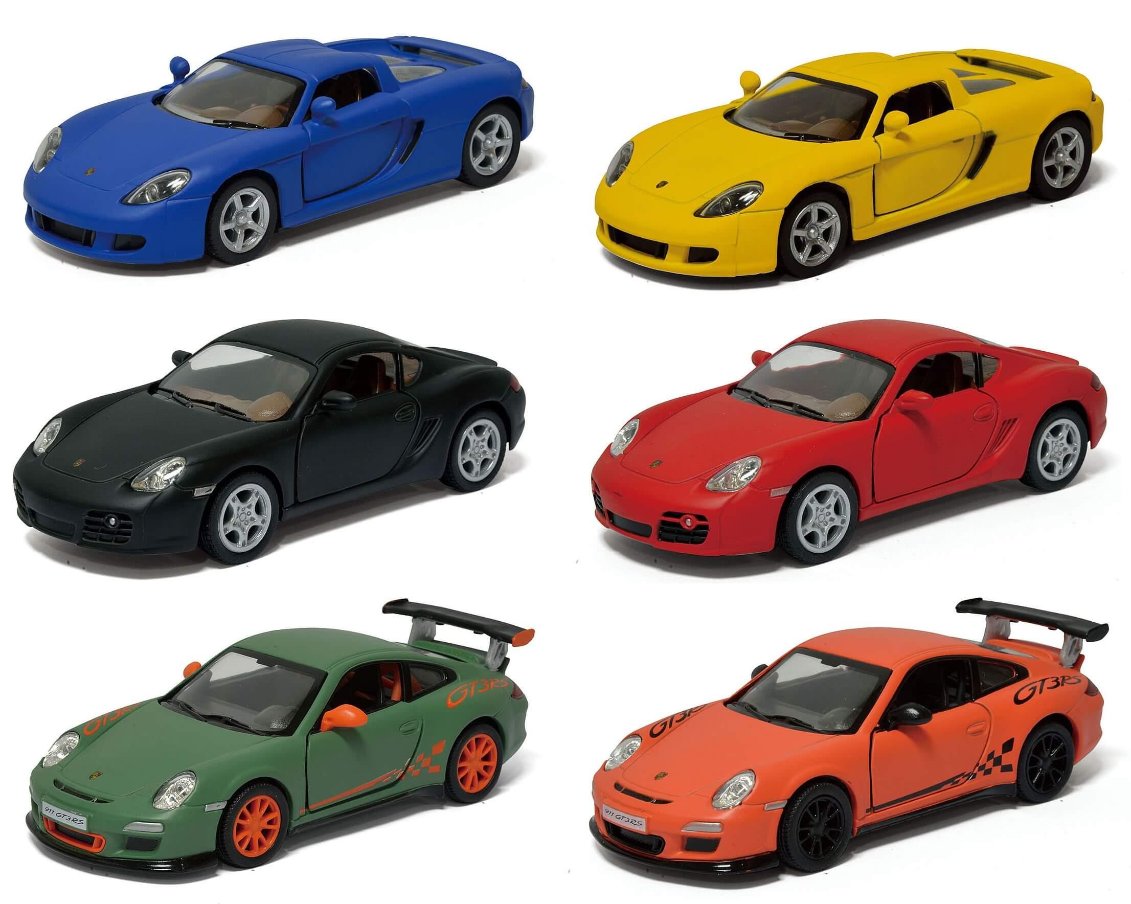 Модель Porsche  5371D