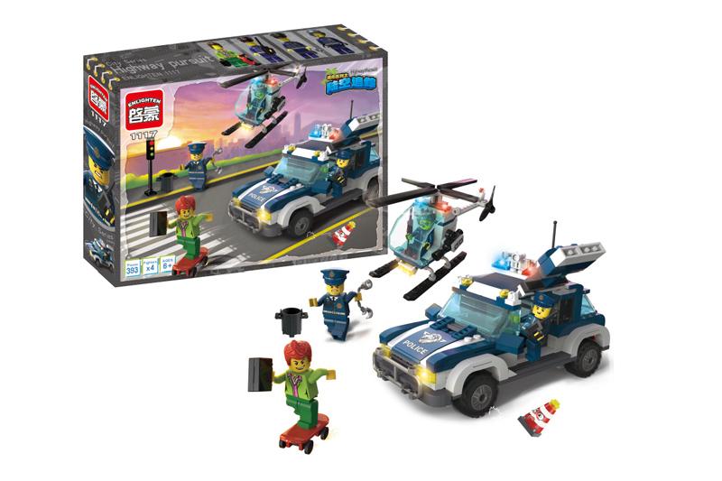 Конструктор Полиция 1117