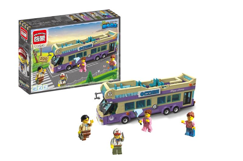 Конструктор Автобус 1123