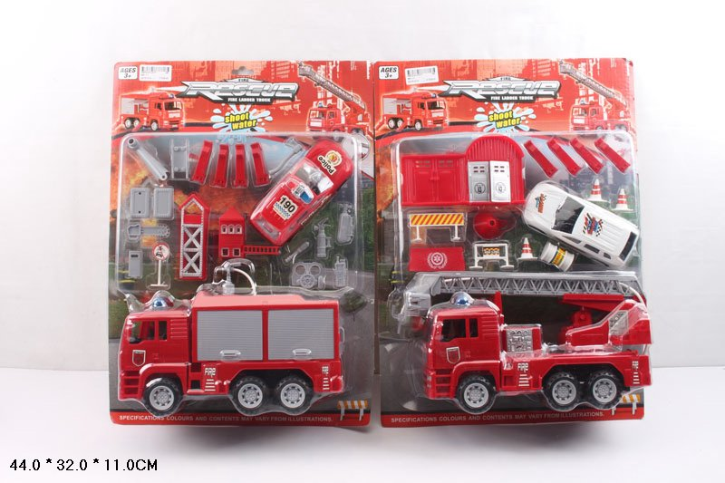 Набор машинок 661-11
