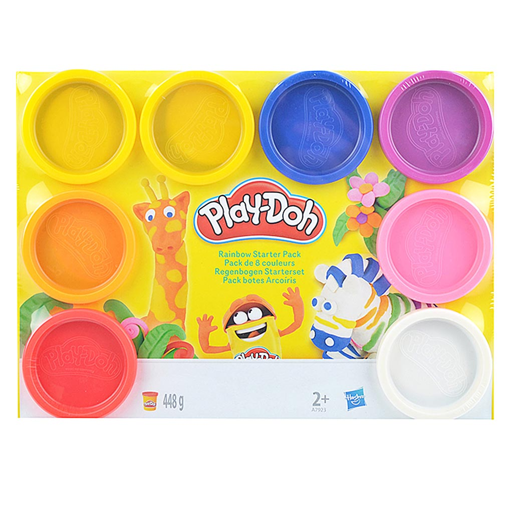 Play-Doh A7923 Набор пластилина 8 банок