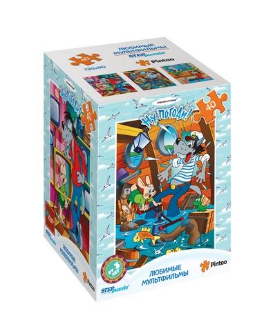 """Мозаика puzzle 40 """"Ну, погоди!"""" (Пластиковый пазл) (С/м) 98003"""