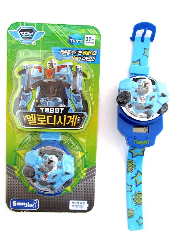 Часы-робот DB103A
