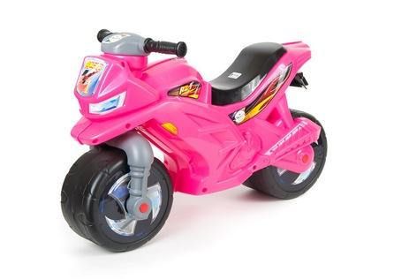Мотоцикл 501 РОЗОВЫЙ