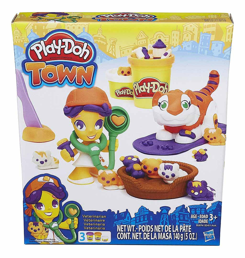 """Play-Doh B3411 Игровой набор """"Житель и питомец"""" (в ассортименте)"""
