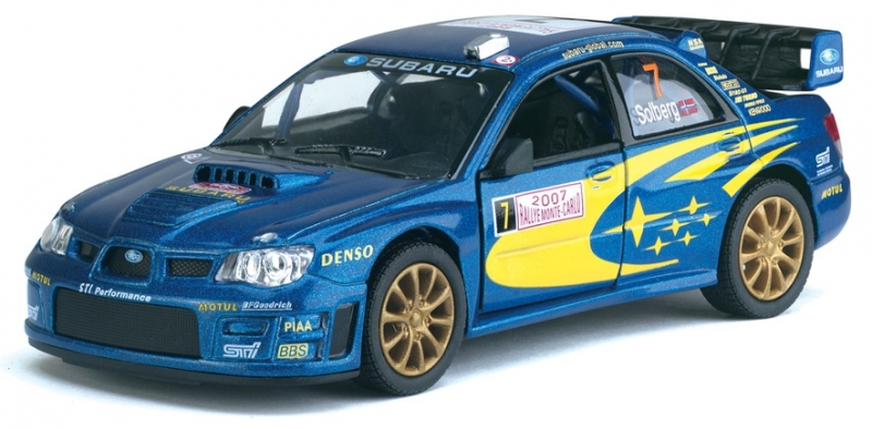 Субару Impreza WRC 2007  5328D