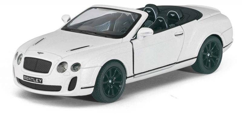 Bentley Continental со съемной крышей 5353D БЕЗ КОРОБКИ