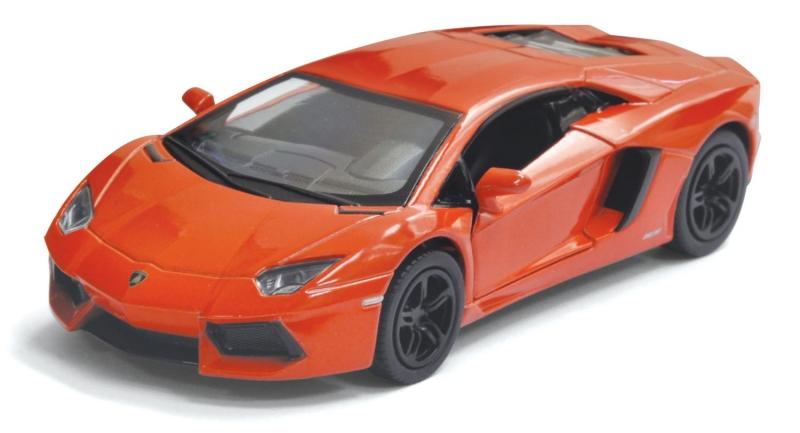Lamborghini Aventador LP700-4 5355D БЕЗ КОРОБКИ