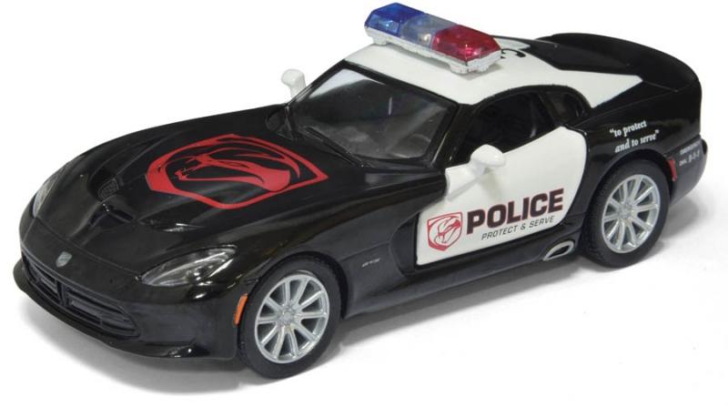 SRT Viper GTS полиция 5363DP БЕЗ КОРОБКИ