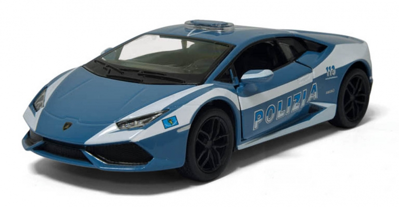 Lamborghini Huracan LP610-4 полиция 5382DP