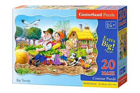 Пазлы Касторленд 20 02283