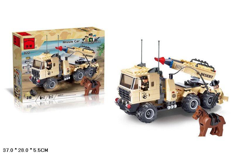 Конструктор BRICK 822