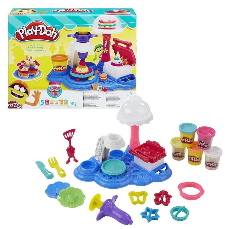 """Play-Doh В3399 Игровой набор """"Сладкая вечеринка"""""""