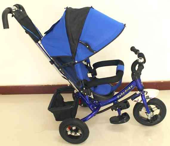 Трёхколёсный велосипед Blue  HBB3562