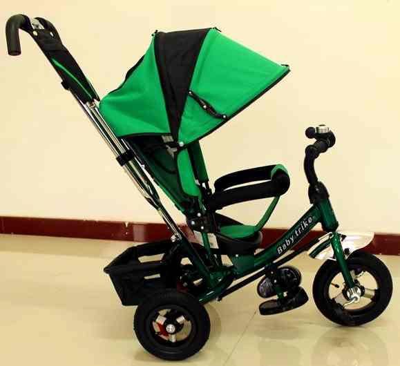 Трёхколёсный велосипед green  HBB3562