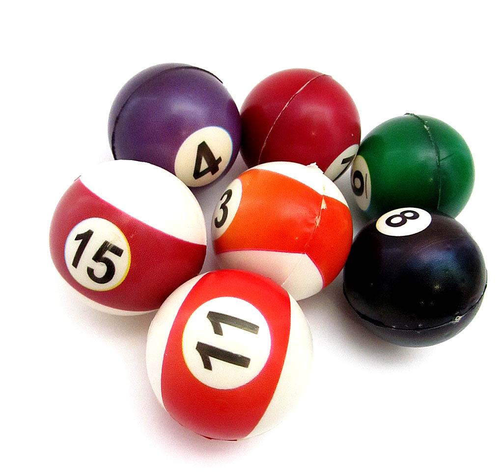 Мяч 26523 без резинки