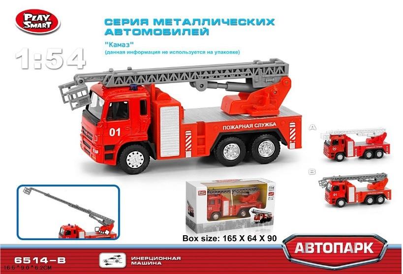 Машина Камаз  6514B