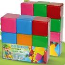 Набор кубиков Большие