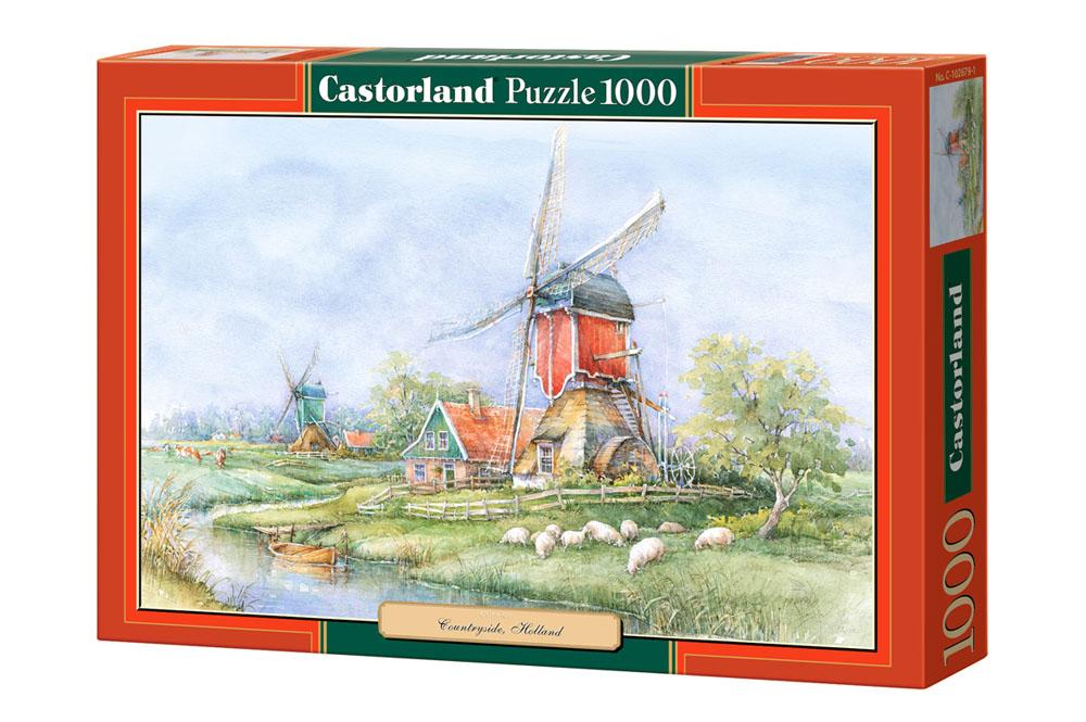 Пазл Касторленд 1000  102679