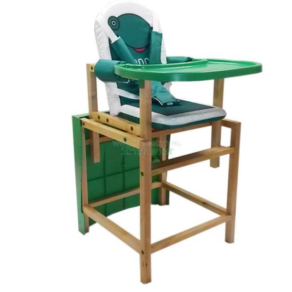 """Стол-стул  """"FROGGY"""" (лакированный)"""
