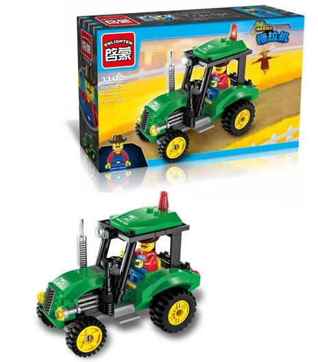 Конструктор Трактор 1102