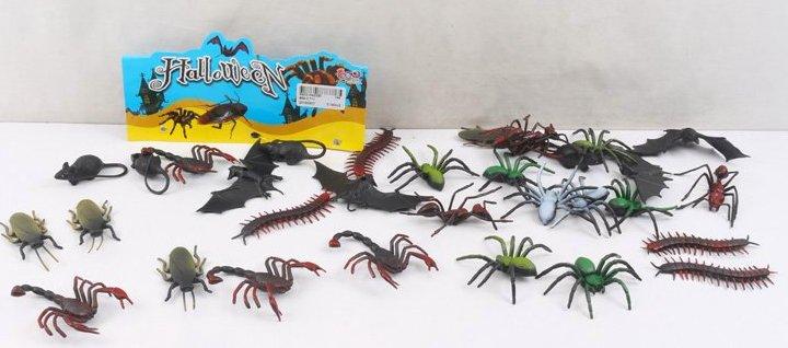 Набор насекомых Halloween