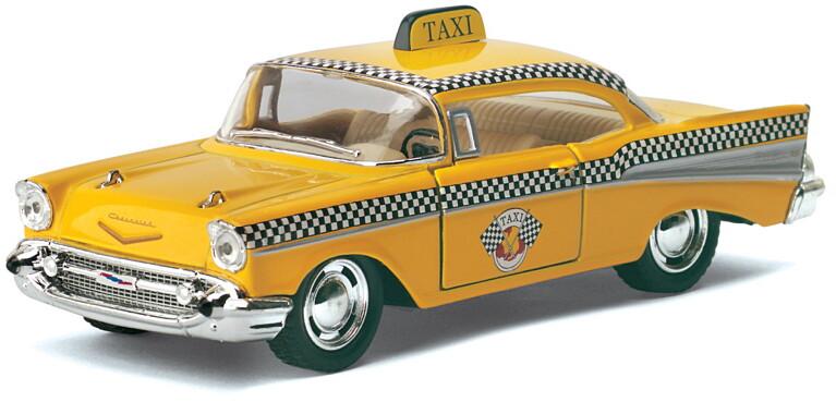1957 Chevrolet Bel Air такси 5360D