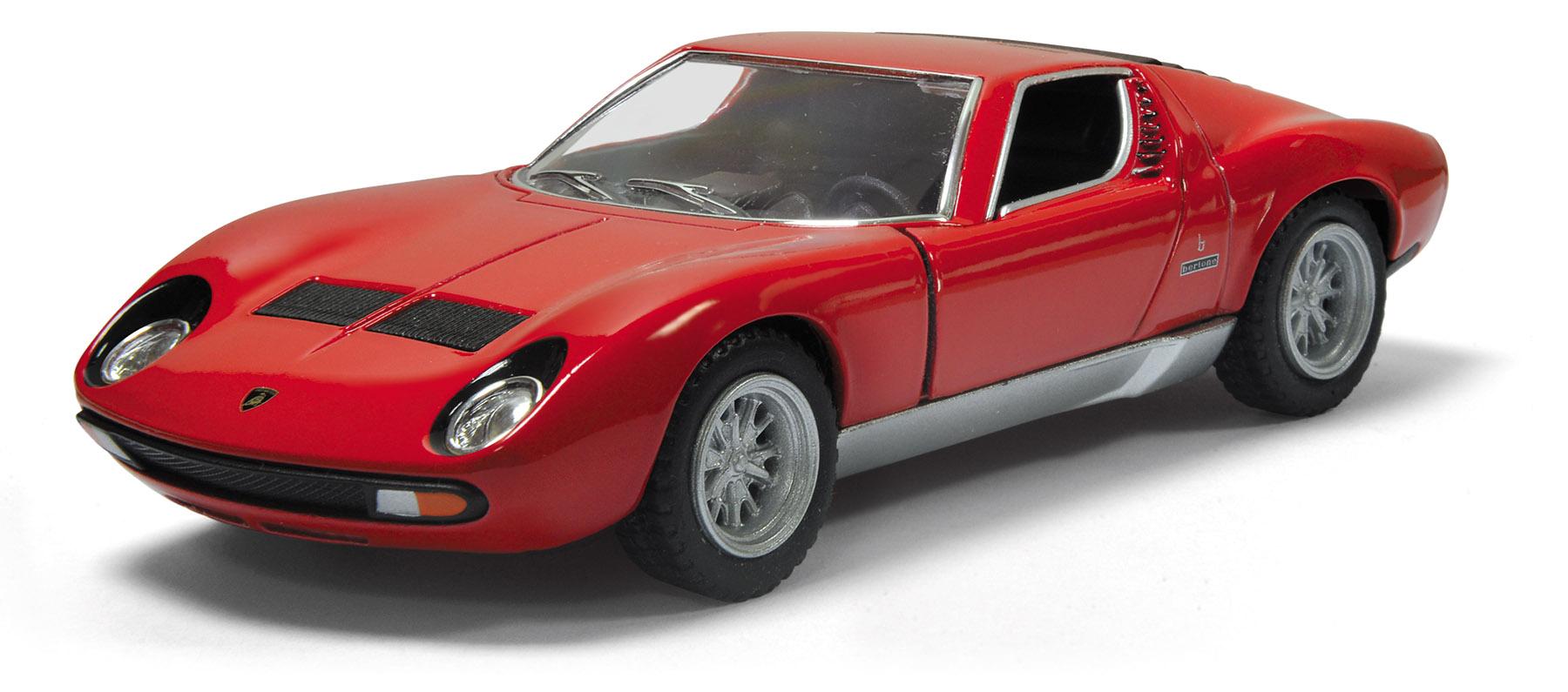 1971 Lamborghini Miura P400 SV 5390D