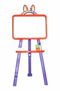 Доска для рисования 013777 оранжево/фиолетовый