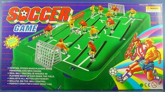 Футбол 661 на штанг.