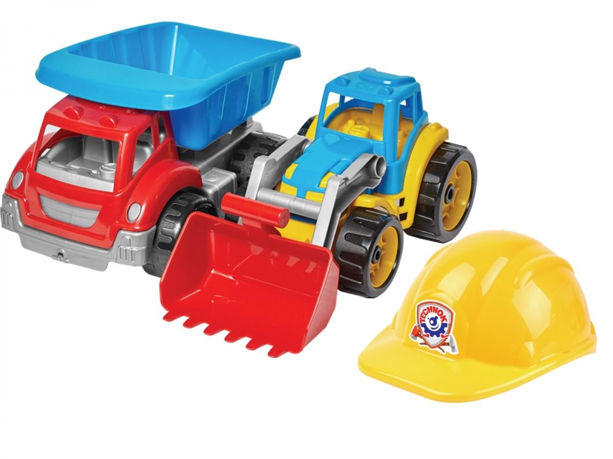 Малыш-строитель (3) 3954 ТехноК