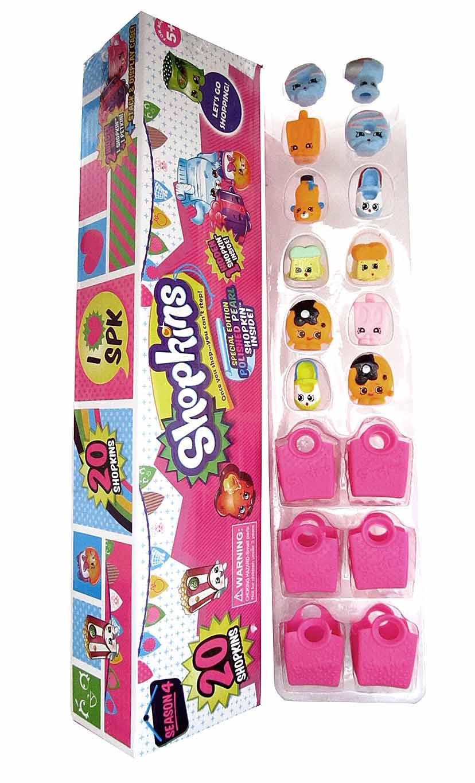 Набор игрушек Мультгеррои DB003G-7