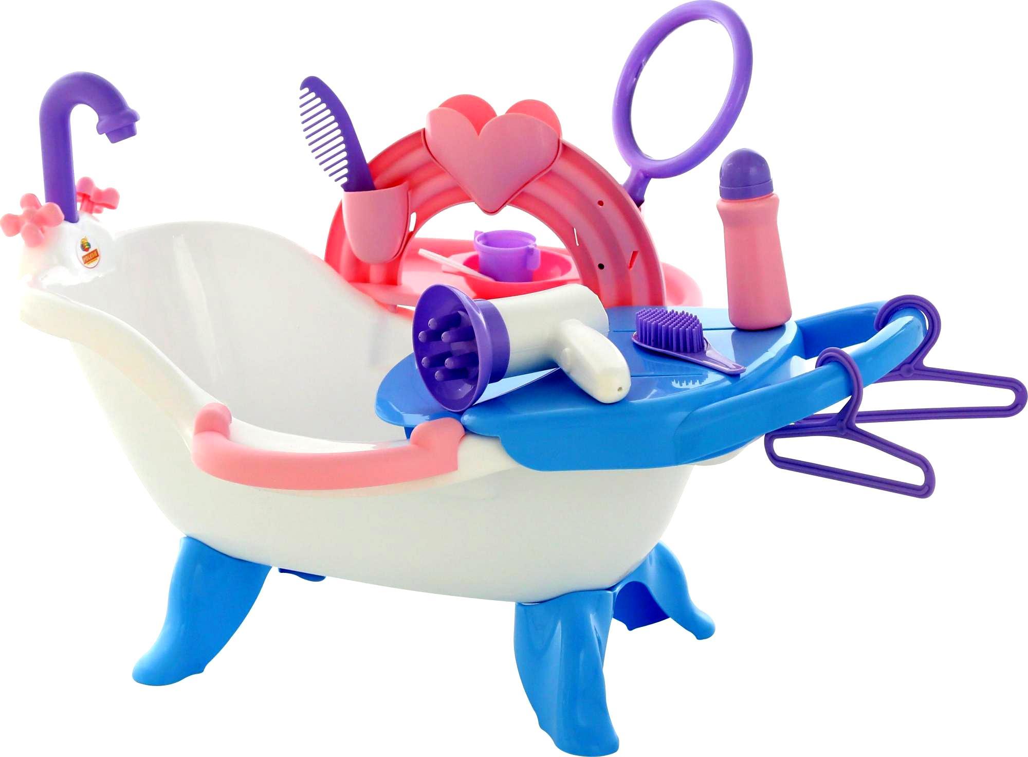 Набор для купания кукол №2 с аксессуарами (в пакете) 47250