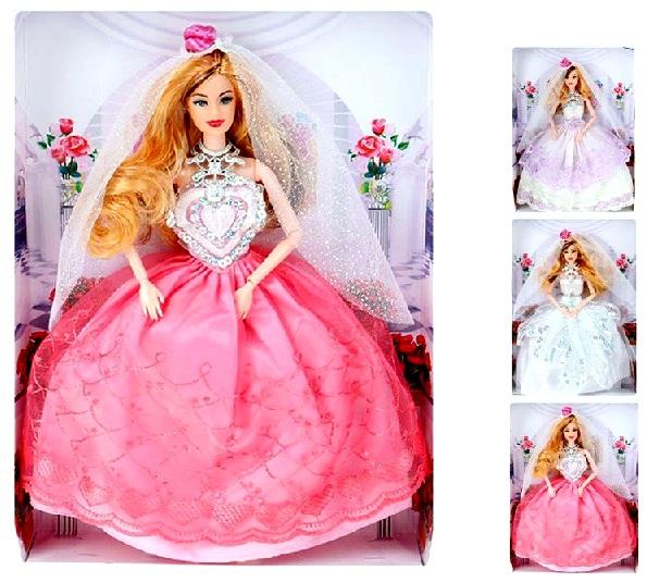 Кукла 060 «Невеста» (коробка)