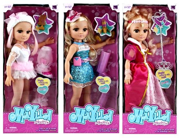Кукла 88114 с аксессуарами  (коробка)