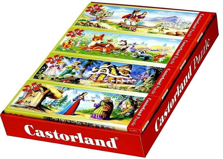 Пазлы Castorland 220 А-22014-B