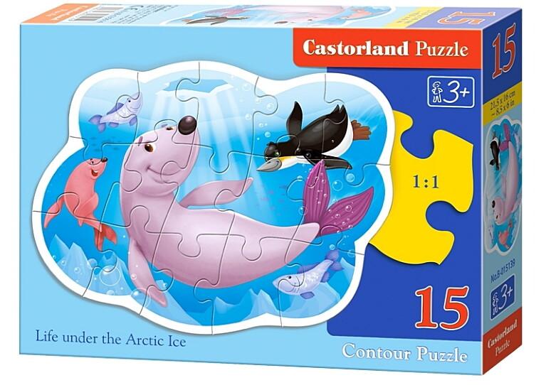 Пазлы Castorland 15 В-015139