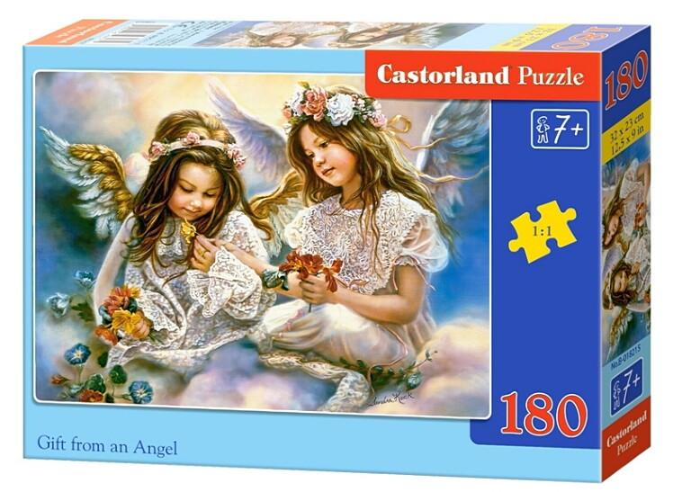 Пазлы Castorland 180  018215