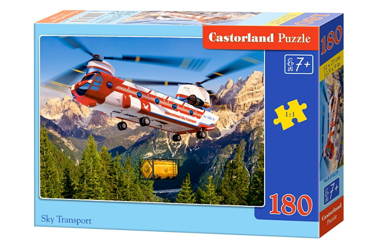 Пазлы Castorland 180  018239