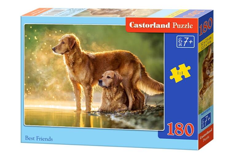 Пазлы Castorland 180  018253