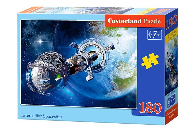 Пазлы Castorland 180  018260